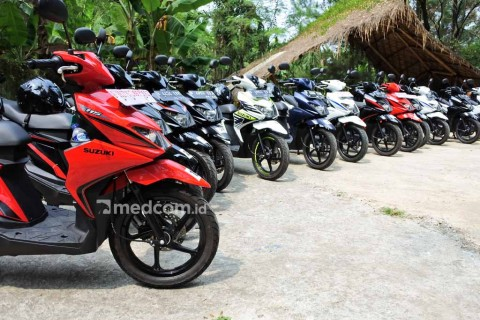 Suzuki AJak Jurnalis City Touring Pakai Nex II