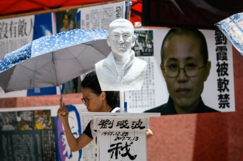 Liu Xia dilaporkan akan tinggal di Jerman (Foto:AFP)