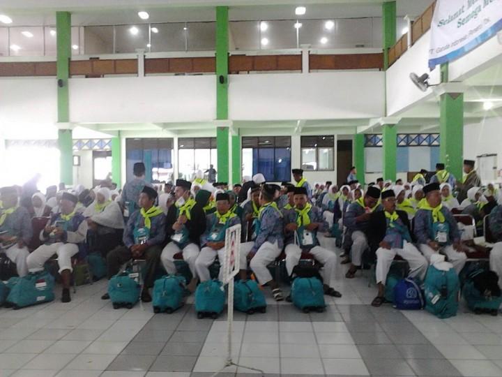 Lima Pesawat Disiapkan Angkut 34.112 Calon Haji Embarkasi Solo