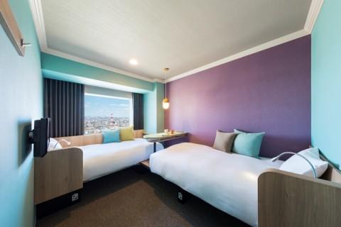 Mengintip Hotel ala <i>Backpacker</i> di Asahikawa, Jepang