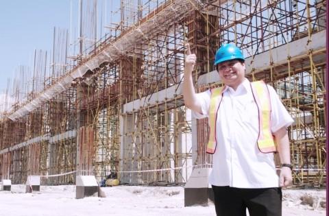 Menteri Perindustrian Airlangga Hartarto. Dok:Kemenperin.