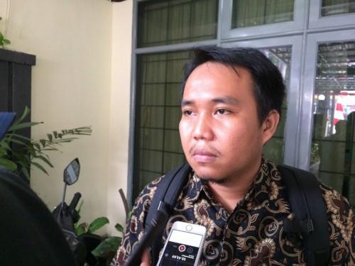 Peneliti Perludem Fadli Ramadhanil. Foto: Medcom.id/Husen