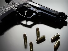 Polisi Usut Peluru <i>Nyasar</i> Pembunuh Marthen