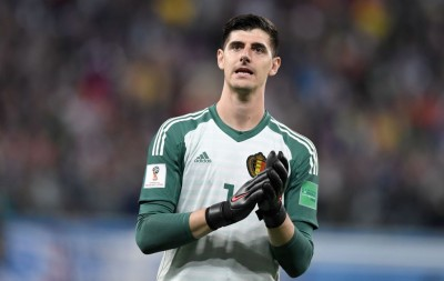 Courtois: Prancis, Tim Anti-Sepak bola