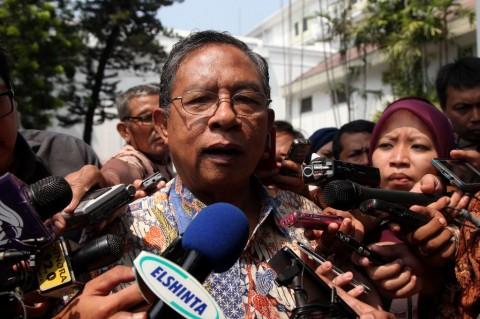 Menko Perekonomian Darmin Nasution. (FOTO: MI/Panca Syurkani)