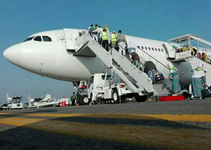 Durasi Terbang Pemulangan Calon Haji Diprediksi Lebih Lama