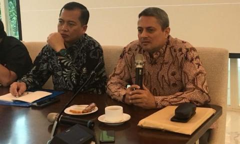 Harun (kanan), seorang pengacara yang ditunjuk Kemenlu RI dalam
