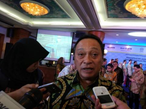 Direktur Utama BTN Maryono. (FOTO: Medcom.id/Annisa Ayu)