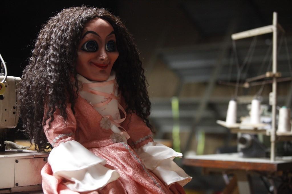 Adegan film Sabrina (Foto: Dok. Hitmaker Studios)