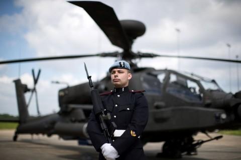 Inggris akan menambah pasukan non-tempur ke Afghanistan (Foto: