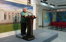 Din Syamsuddin Ragukan Tudingan Masjid Terpapar Radikalisme