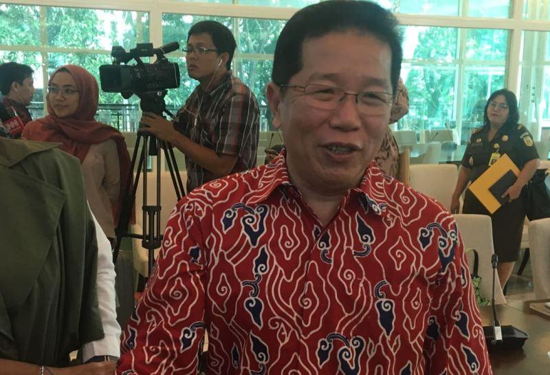 Pengacara Siti Aisyah, Gooi Soon Seng yakin kliennya akan bebas (Foto: Sonya Michaella).