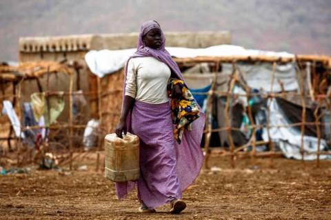 Sudan Selatan dilanda krisis akibat perang berkepanjangan (Foto: