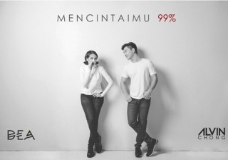 Mencintaimu 99%, Kolaborasi Dea Dalila dengan Penyanyi Malaysia