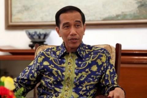 Presiden Joko Widodo -- Foto: MI/ Panca Syurkani