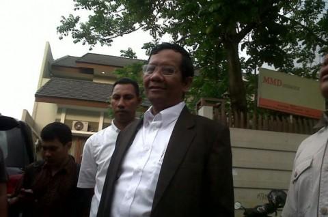 Sekum Bamusi: Mahfud MD Bisa Memperkuat Jokowi
