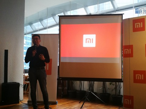 Country Manager Xiaomi Indonesia Steven Shi.
