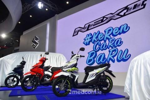 Suzuki Nex II Tak Mau Disebut Kompetitor BeAT dan Mio M3