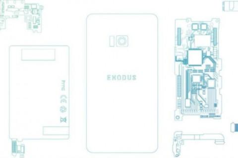 HTC Garap Ponsel Blockchain