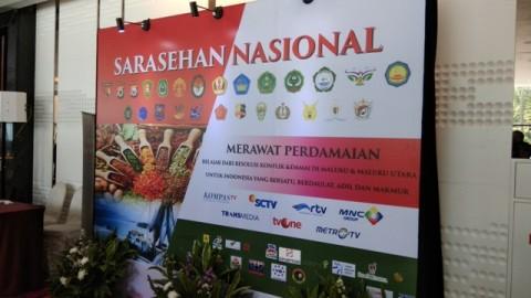 Sarasehan Nasional Merawat Perdamaian/Medcom.id/Fachri Audia