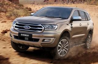 Ford Segarkan Everest, Kini Ada Opsi Mesin 2.000 cc