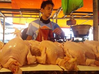 Harga Ayam dan Telur Meroket di Bekasi dan Depok