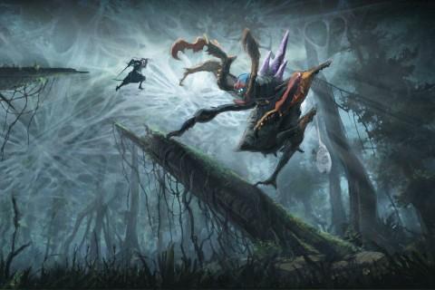 Potongan animasi yang akan ditampilkan pada animasi 3D Monster