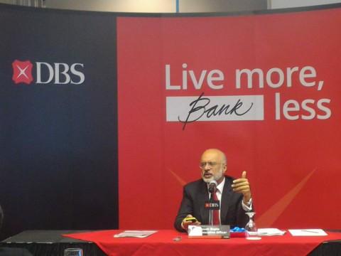 DBS Andalkan Transformasi Digital
