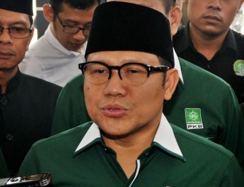 Ketua Umum Partai Kebangkitan Bangsa (PKB) Muhaimin