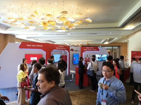 Acara Red Hat Partner Conference APAC 2018
