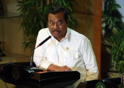 Jaksa Agung M Prasetyo. Foto: Medcom.id/Lukman Diah Sari..