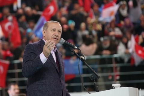 Buat Kartun Hina Erdogan, 4 Mahasiswa Turki Ditahan