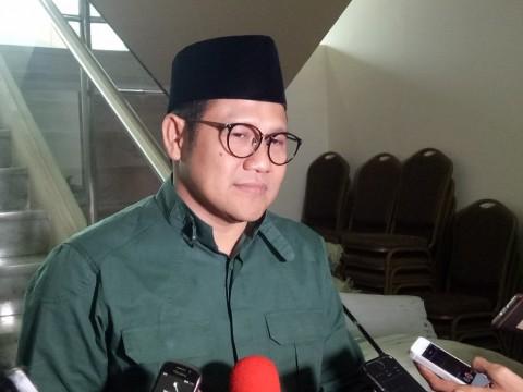 Ketum PKB Muhaimin Iskandar. Foto: Medcom.id/Arga Sumantri.