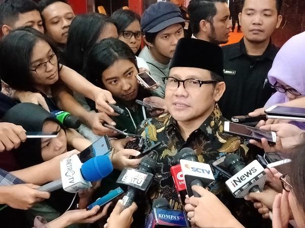 Ketum PKB Muhaimin Iskandar/Medcom.id/Arga Sumantri