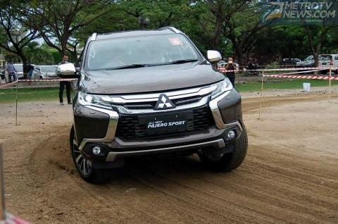 Mitsubishi Pajero Sport penguasa baru segmen SUV diesel. Dok.