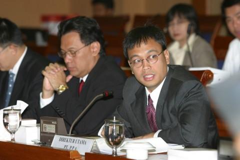 Mantan Deputi Aset Manajemen Kredit (AMK) Badan Penyehatan