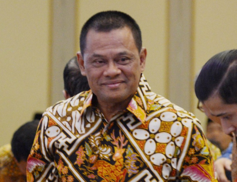 Mantan Panglima TNI Jenderal (Purn) Gatot Nurmantyo. Foto: MI/Mohamad Irfan.