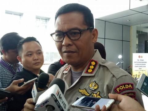 Kabid Humas Polda Metro Jaya, Kombes Raden Prabowo Argo Yuwono -