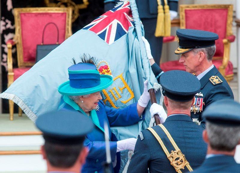 Ratu Inggris Elizabeth II akan melakukan pertemuan dengan Presiden AS Donald Trum (Foto: AFP).