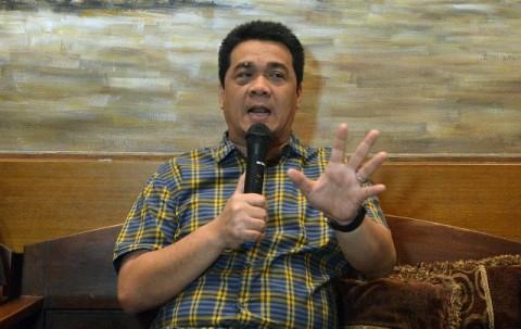 Ketua DPP Gerindra Ahmad Riza Patria. Foto: MI/Susanto.