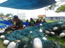 Ribuan Nelayan di Tegal Menganggur