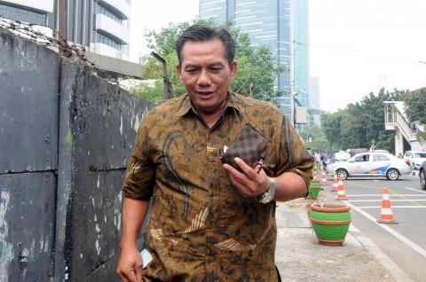 Politikus Partai Gerindra Rindoko Dahono Wingit - Medcom.id/Siti