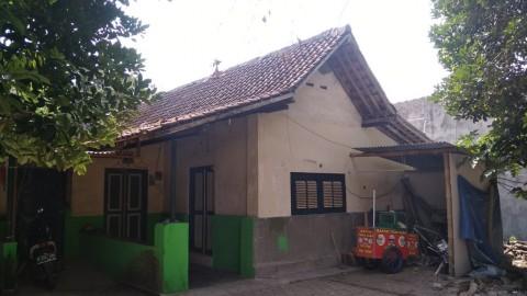 Rumah kontrakan yang ditempati terduga teroris di Sleman setelah