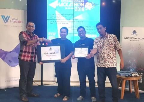 Tim TalentHub dari Surabaya menjadi pemenang utama dalam
