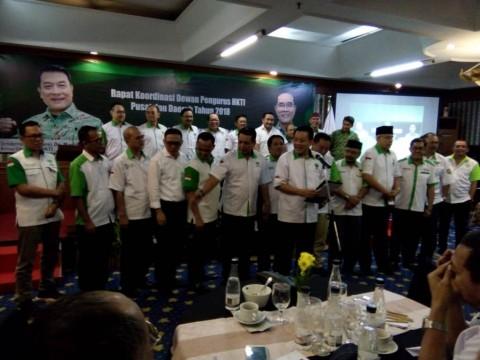?HKTI Berkomitmen Bangun Kedaulatan Pangan RI. (FOTO: dok HKTI)