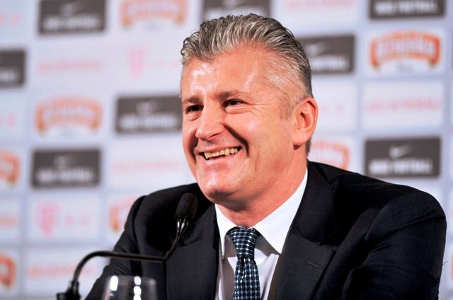 Presiden Federasi Sepak Bola Kroasia Davor Suker-AFP