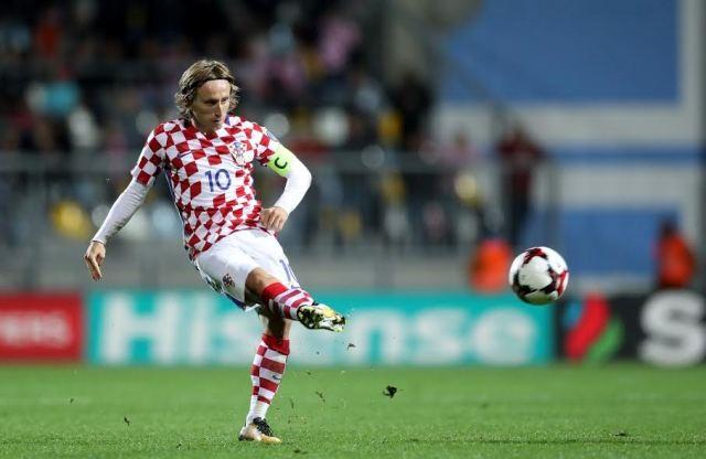 ?Luka Modric (Istimewa)