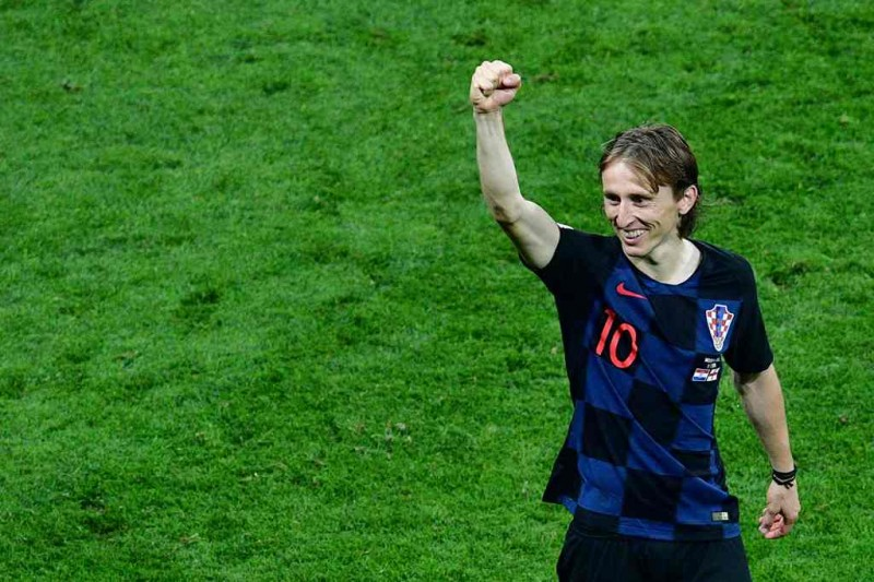 Luka Modric (AFP/ PHOTO/MLADEN ANTONOV )