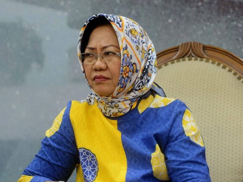 Presidium Korps Alumni Himpunan Mahasiswa Islam (KAHMI) Siti Zuhro. Foto: MI/Susanto.