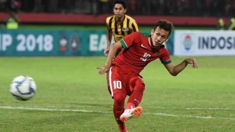 Statistik Egy Maulana Vikri di Semifinal Piala AFF U-19